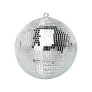 "FX Lab Silver Mirror Balls 3 8"" (20cm diameter)"