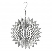 Ray Wind Spinner 8 15cm Silver Ray