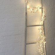 Silver Sway LED Light Chain 4