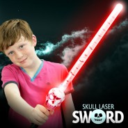 Light Up Skull Sword 1