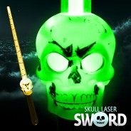 Light Up Skull Sword 2
