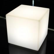 Rechargeable 20cm Mini Cube Lamp 6