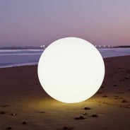 Rechargeable 30cm Globe Light 1