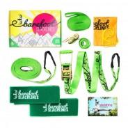 15m Neon Slackline Beginner Set 3
