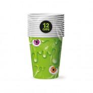 Slime Paper Tableware 4 Slime Paper Cups