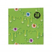 Slime Paper Tableware 6 Slime Napkin