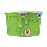 Slime Paper Tableware 7 Slime Treat Tubs