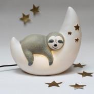 Sloth Lamp 2