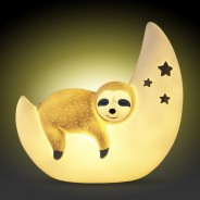 Sleepy Sloth Lamp 1