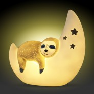 Sleepy Sloth Lamp 2
