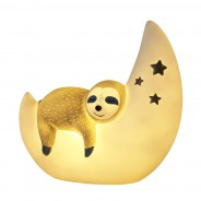 Sleepy Sloth Lamp 6
