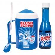 Slush Puppie Making Cup & Blue Raspberry Set 5