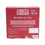 Slush Puppie Making Cup & Blue Raspberry Set 4