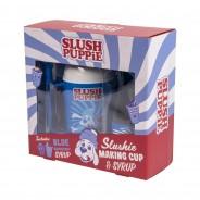 Slush Puppie Making Cup & Blue Raspberry Set 3