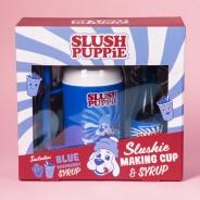 Slush Puppie Making Cup & Blue Raspberry Set 2