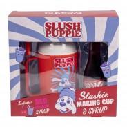 Slush Puppie Making Cup & Red Cherry Set 6