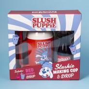 Slush Puppie Making Cup & Red Cherry Set 2