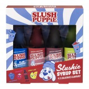 Slush Puppie Syrup Selection 4pk 180ml 4