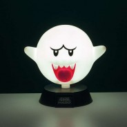 Super Mario Boo Icon Light 1