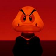 Super Mario Goomba Light 1