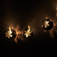 Snowflake Bauble Lights 3