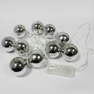 Snowflake Bauble Lights 4