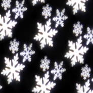 Snowflake Outdoor Projector 2