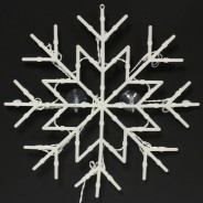 Snowflake Silhouette Light 2