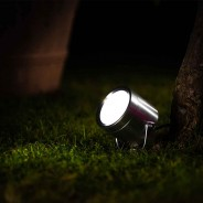 Albany Premium Solar Spotlight 1