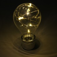 Solar Art Deco Lantern 2