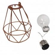 Solar Art Deco Lantern 5