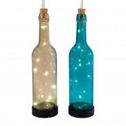 Solar Bottle Light 31cm 2 Single bottle light supplied