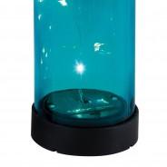 Solar Bottle Light 31cm 5 Blue