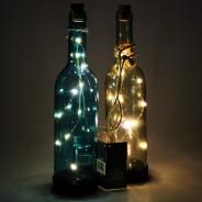 Solar Bottle Light 31cm 1 Single bottle light supplied