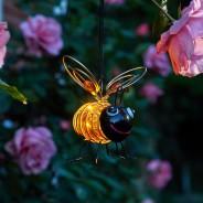 Solar Springy Bug Light 4