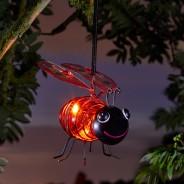 Solar Springy Bug Light 2