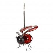 Solar Springy Bug Light 6