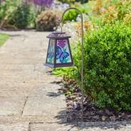 Solar Butterfly Lantern 3
