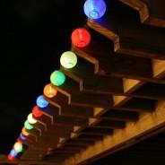 Solar Chinese Lantern Fairy Lights 2