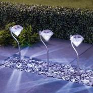Solar Diamond Effect Lights (4 pack) 5