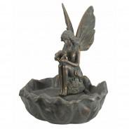 Solar Fairy Water Fountain 3