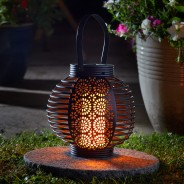 Solar Ferrara Lantern 1