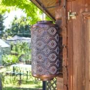 Solar Fez Lantern 2