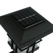 Solar Flickering Lantern With Triple Mount 3