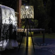 Solar Forest Tripod Light 1