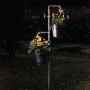 Solar Garden Tap Light 1