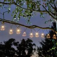 Solar Geo String Lights 2