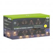Solar Geo String Lights 5