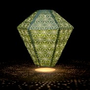 Solar Lanterns 12 Diamond