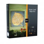 Solar Wall Art - Leaf by Eden Bloom 3